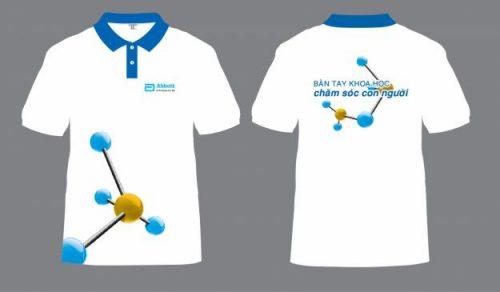 May áo thun đồng phục (áo phông đồng phục) giá sỉ tại TPHCM 6